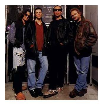 Van Halen Blog